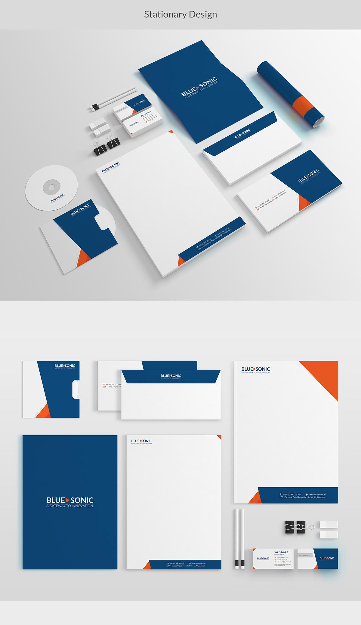Stationary Design Portfolio Sepiasoft Division Of