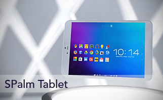 SPalm Tablet TV Commercial